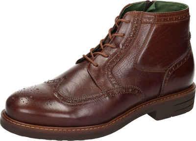 Galizio Torresi »Stiefel« Schnürschuh aus echtem Leder