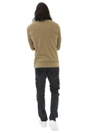 trueprodigy Sweatshirt Fray