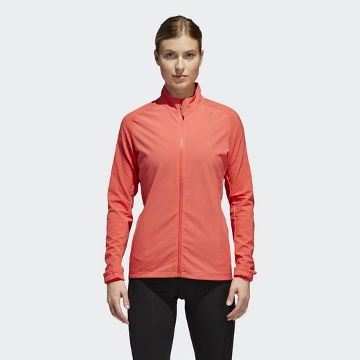 Adidas Performance Function-hooded Sweat Jacket Supernova Storm