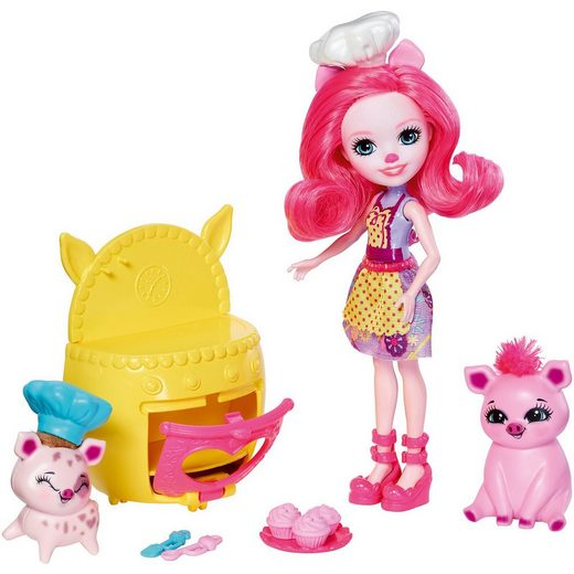 Mattel® Enchantimals Themenpack Backfreunde