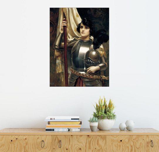 Posterlounge Wandbild - Harold H. Piffard »Jeanne d'Arc«