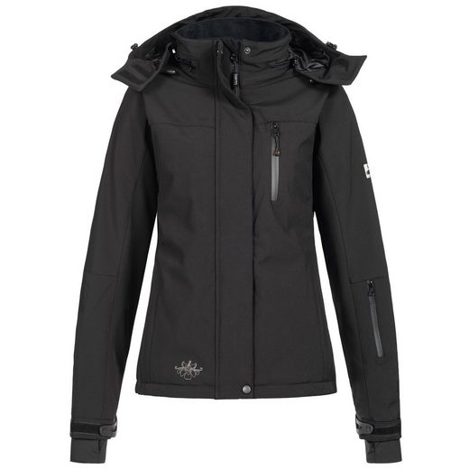 DEPROC Active Softshelljacke CHICOPEE WOMEN