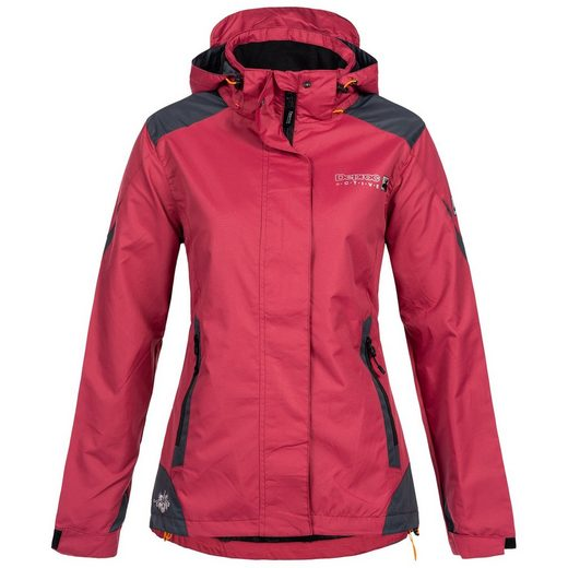 DEPROC Active Outdoorjacke ROKKY Women II