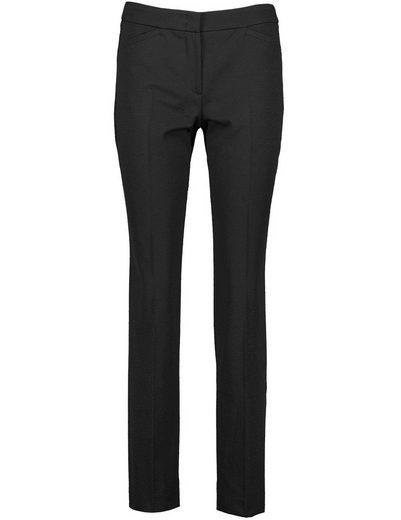Gerry Weber Pants Leisure Long Pants With Bow-break