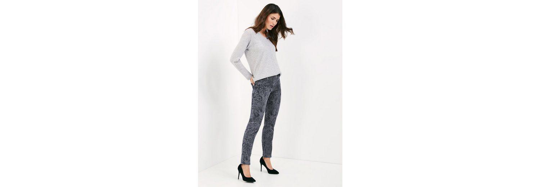 Gerry Weber Hose Jeans lang 5-Pocket mit Leodessin Best4me Roxeri Durchsuchen Verkauf Online Unisex zmekb