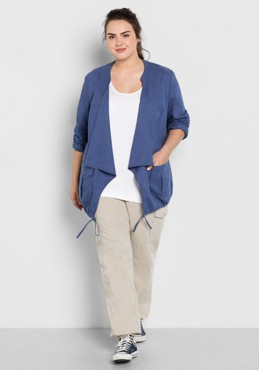 sheego Casual Jackenblazer