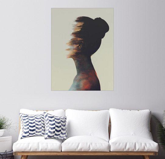 Posterlounge Wandbild - Andreas Lie »In unserer Natur«
