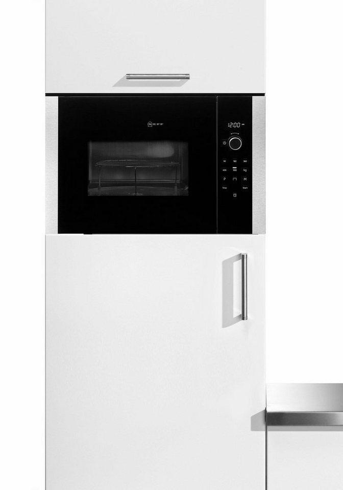 neff einbau mikrowellenger t mit grill hgb53 hlagd53n0 online kaufen otto. Black Bedroom Furniture Sets. Home Design Ideas