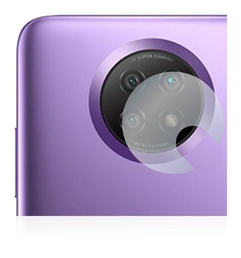 upscreen Schutzfolie »für Xiaomi Redmi Note 9 5G (nur Kamera)«, Folie Schutzfolie klar anti-scratch