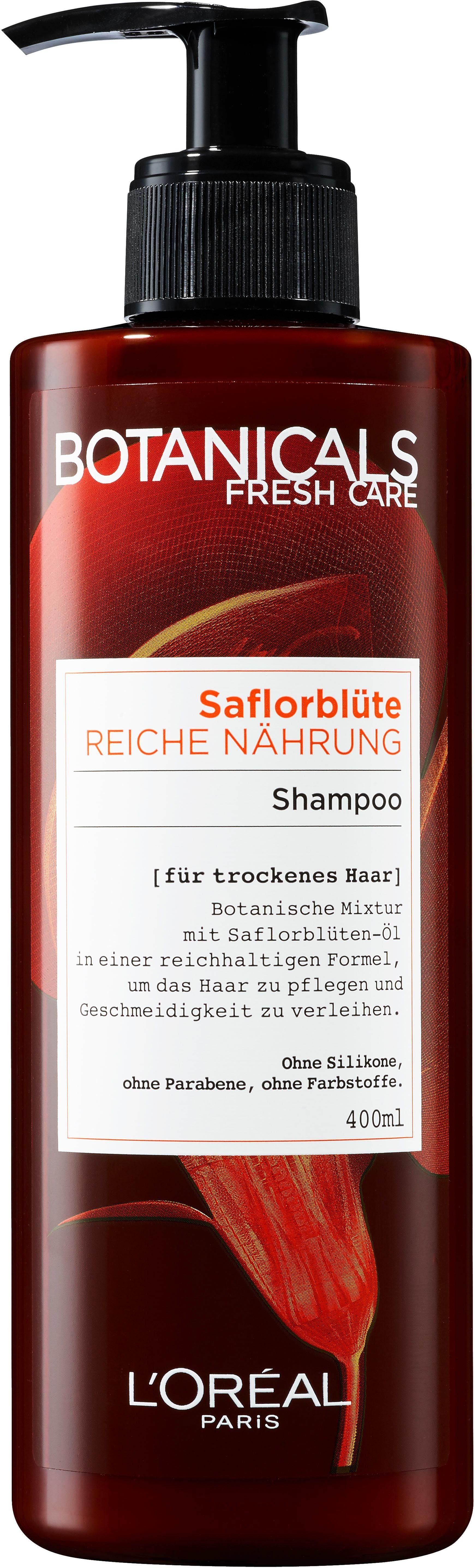 BOTANICALS, »Reichhaltige Nährung«, Shampoo