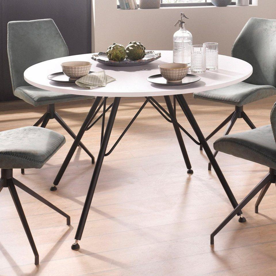 Steinhoff Esstisch, rund 100 cm Durchmesser kaufen | OTTO