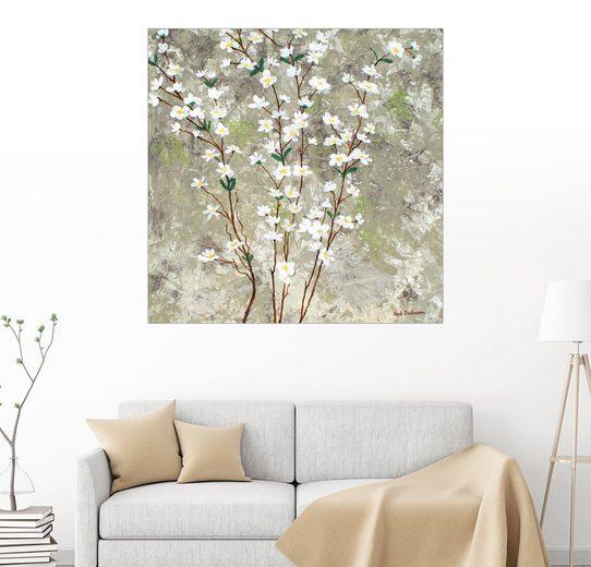 Posterlounge Wandbild - Herb Dickinson »Birnen-Blüten I«