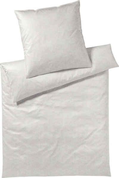 Bettwäsche »Solid«, Yes for Bed, in verschiedenen Farben