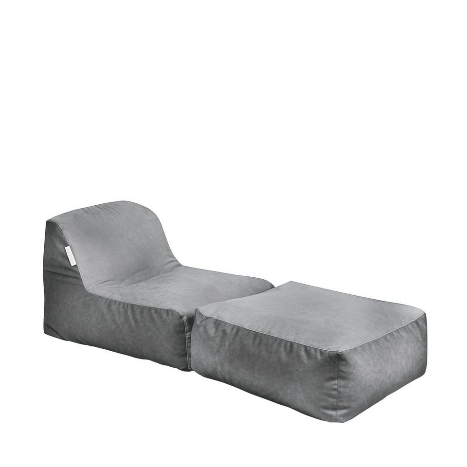 Global Bedding Outdoor-Loungemöbel »Pushbag Chair und Easy« online ...