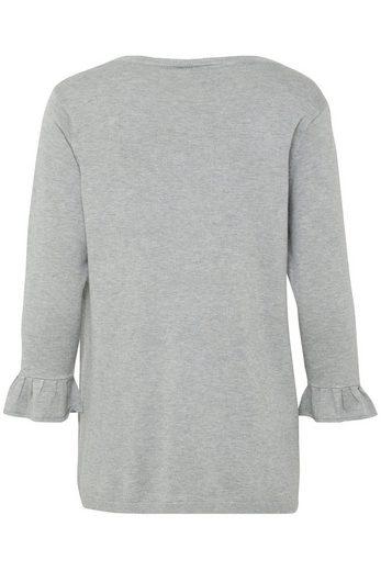 fransa 3/4 Arm-Pullover Zutic