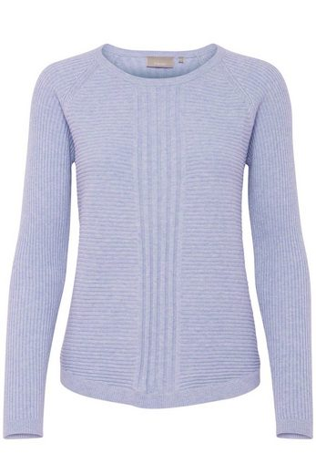 Fransa Crew-neck Sweater Miturned
