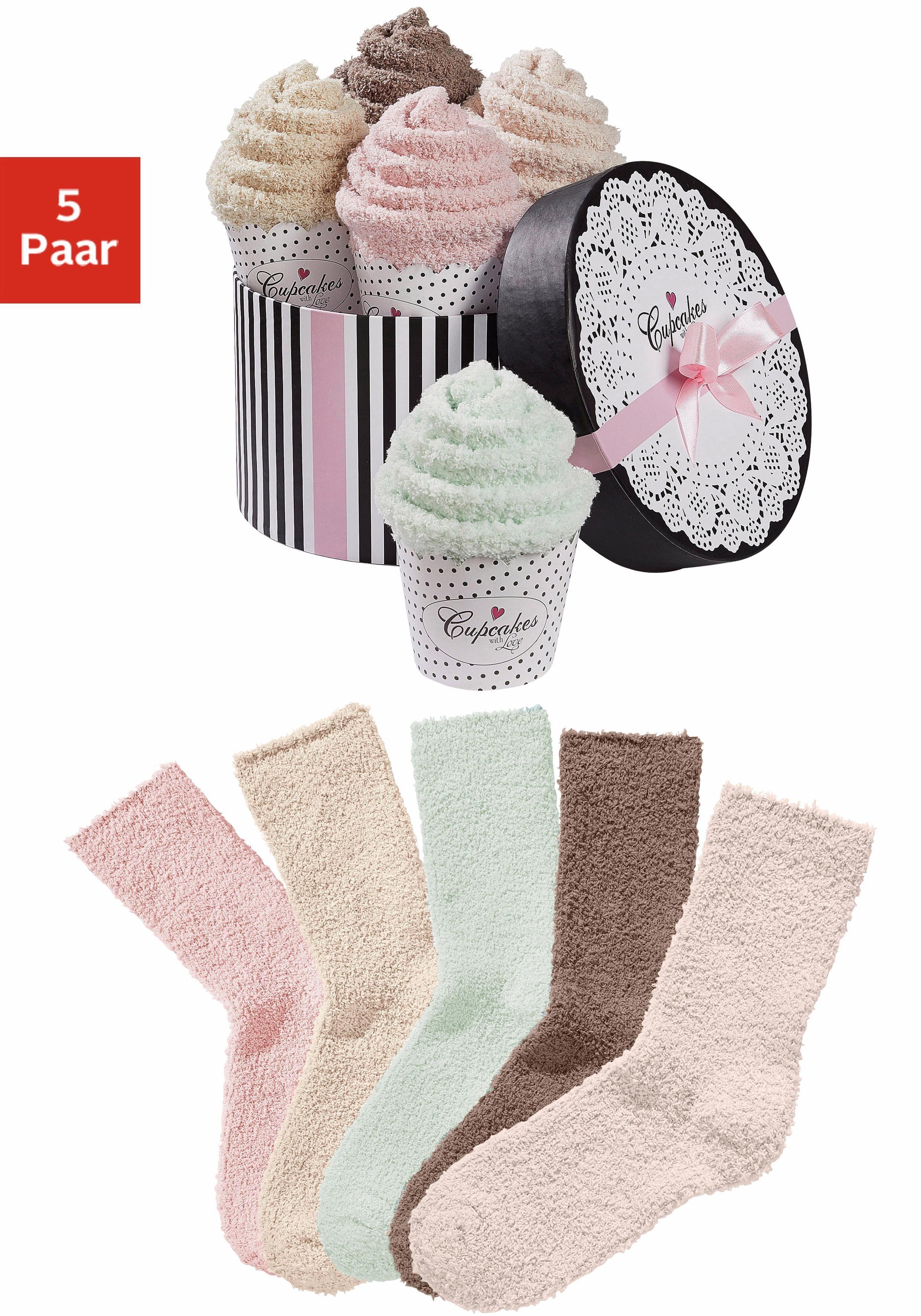 NEU!! 3 Paar Schoppersocken-Socken-GO IN-schwarz-grau-ecru /%SALE/%