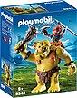 Playmobil® Konstruktions-Spielset »Riesentroll mit Zwergenrucksack (9343), Knights«, Kunststoff, Bild 1