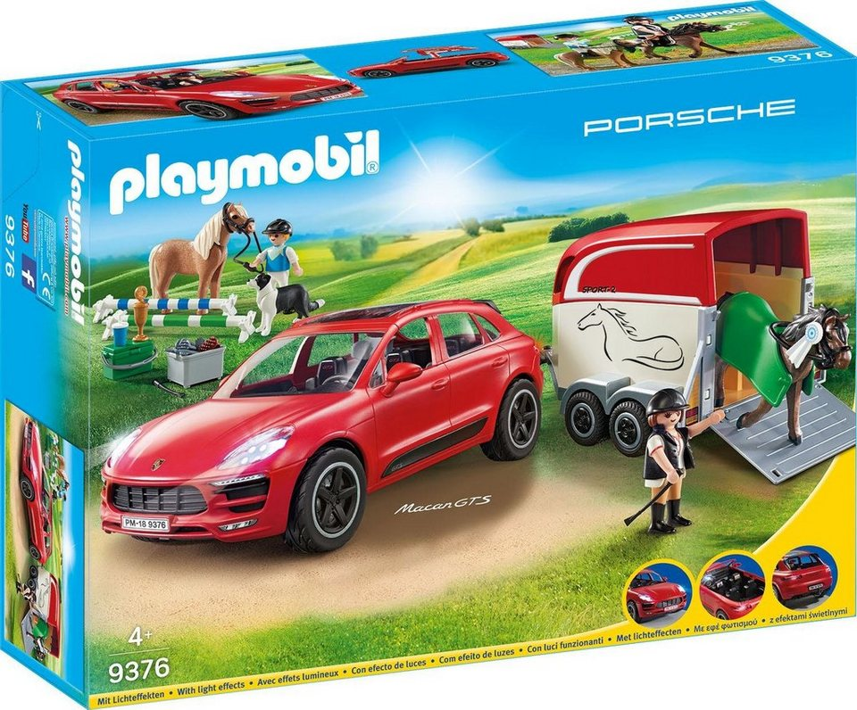 Playmobil® Porsche Macan GTS (9376),  Sports & Action  online kaufen