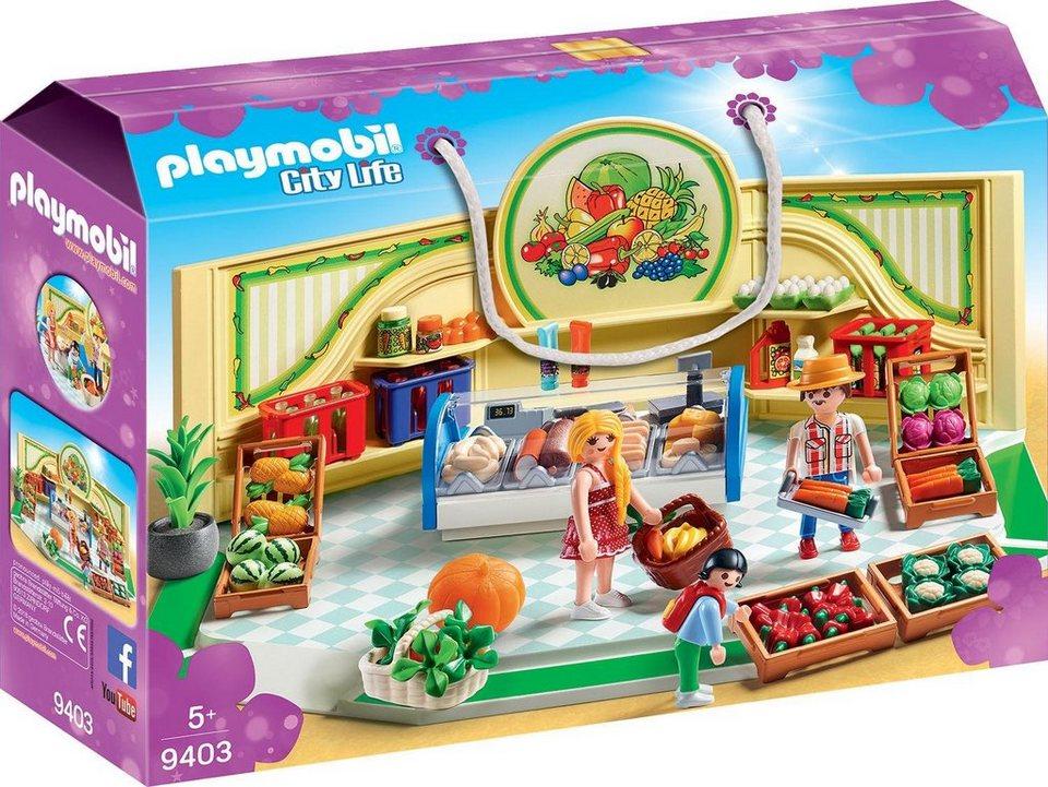 Playmobil® Bioladen (9403),  City Life  kaufen