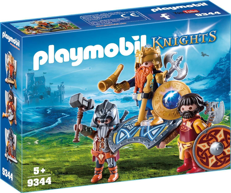 Playmobil® Zwergenkönig (9344), »Knights«