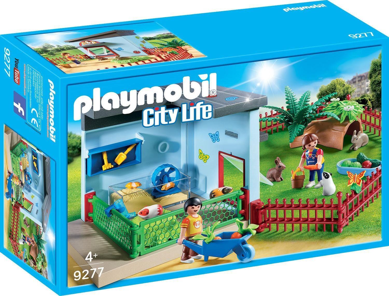Playmobil® Kleintierpension (9277), »City Life«