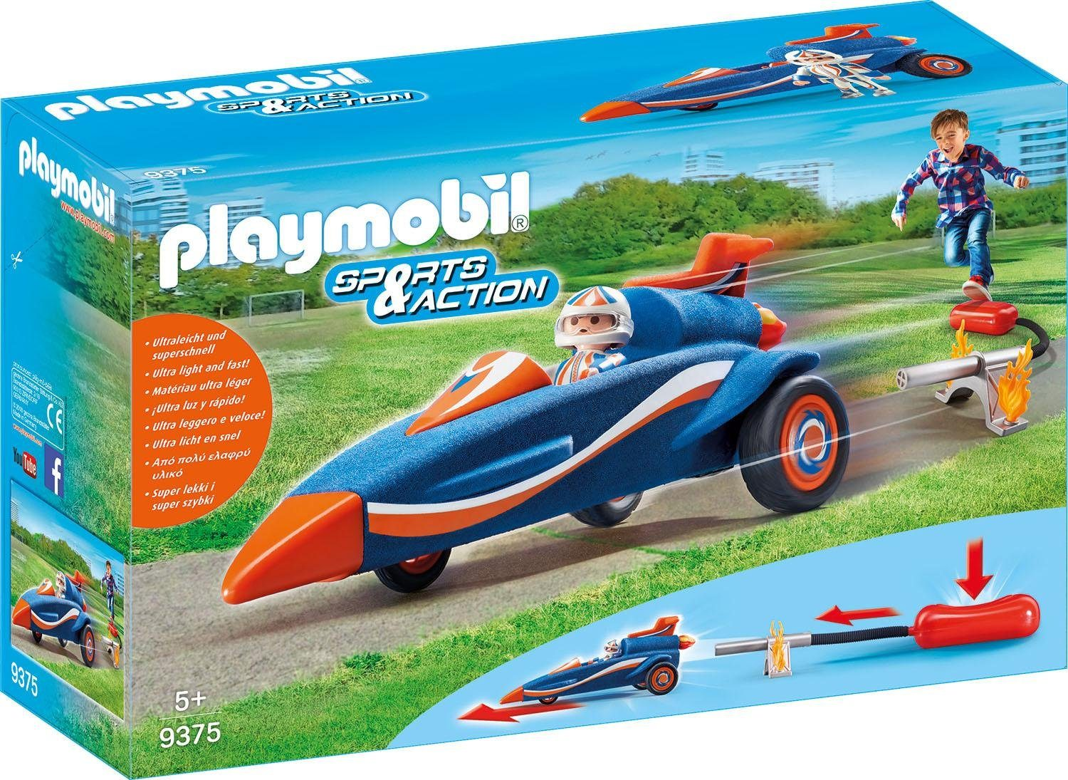 Playmobil® Stomp Racer (9375), »Sports und Action«