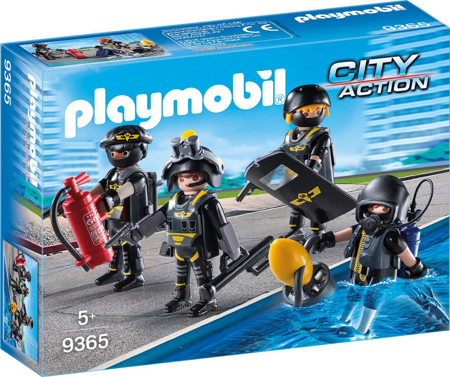 Playmobil® SEK-Team (9365), »City Action«