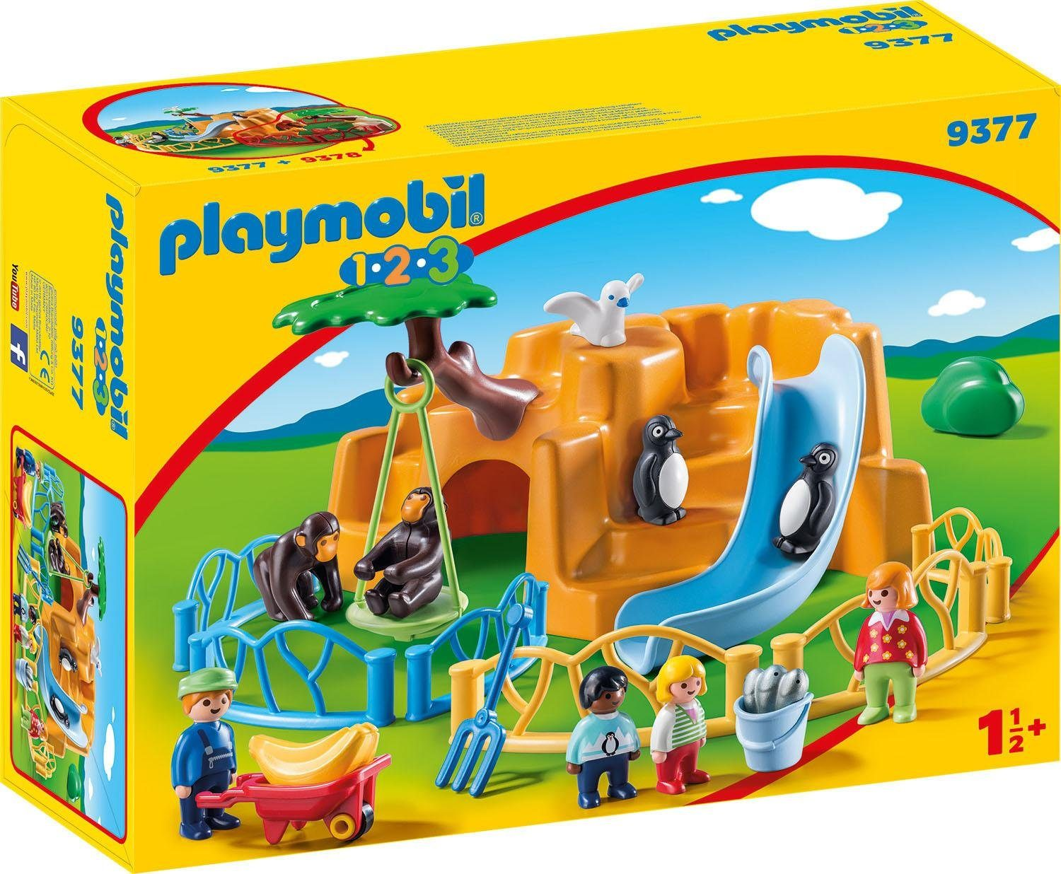 Playmobil® Zoo (9377), »Playmobil 1-2-3«