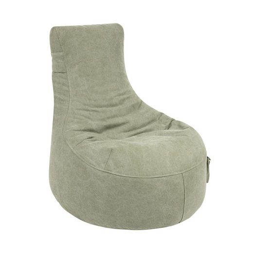 Global Bedding Sitzsack »Pushbag Pocket Seat«