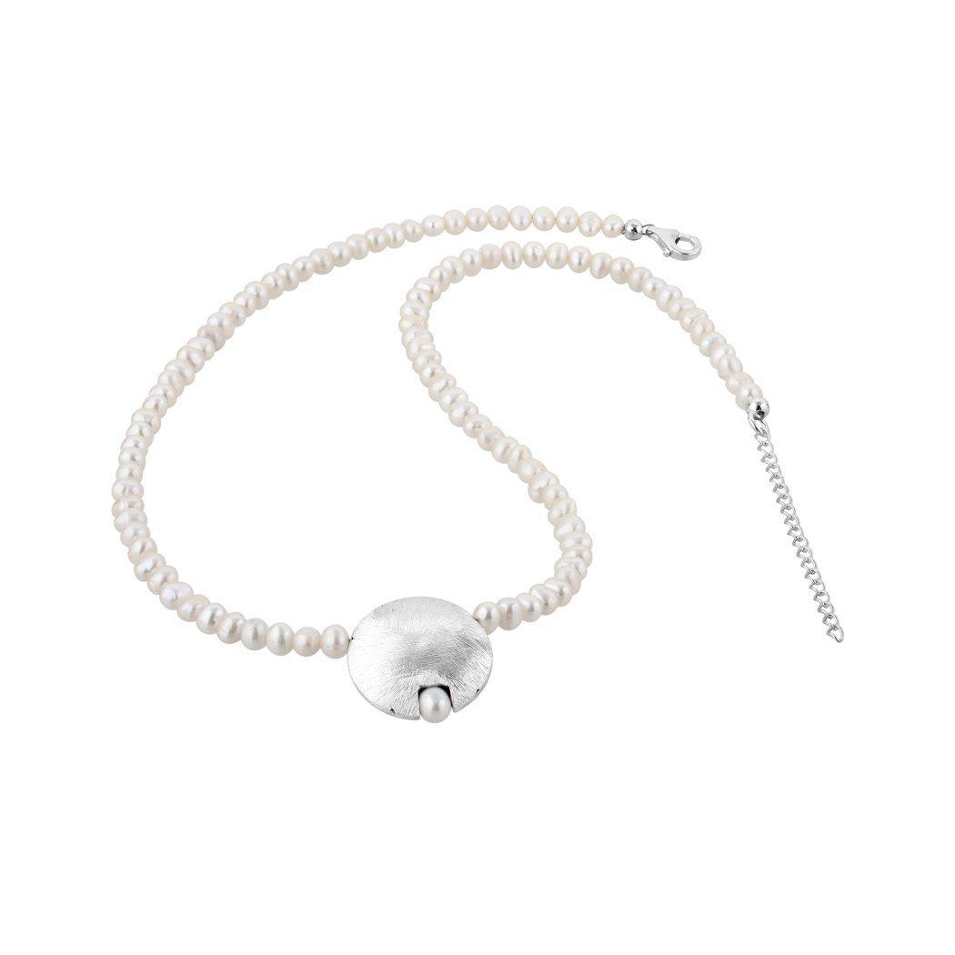 Nenalina Perlenkette, Hochwertige Süsswasserperlen