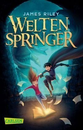 Broschiertes Buch »Weltenspringer / Weltenspringer Bd.1«