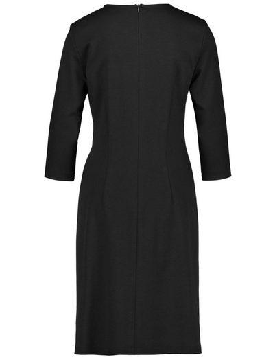 Gerry Weber Kleid Gewebe Kleid mit 3/4 Arm