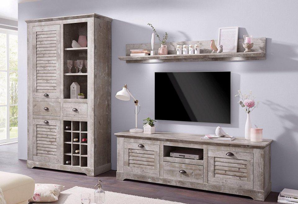 FORTE Wohnwand online kaufen   OTTO
