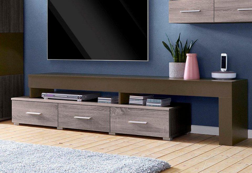 Lowboard 180 Cm Breit : lowboard breite 150 180 cm 3 schubk sten online kaufen ~ Watch28wear.com Haus und Dekorationen