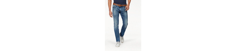 Günstiger Versand Offizieller Online-Verkauf Wrangler Slim-fit-Jeans Larston Sehr Günstig Bestseller Günstiger Preis Auslass Professionelle 2HO4L8