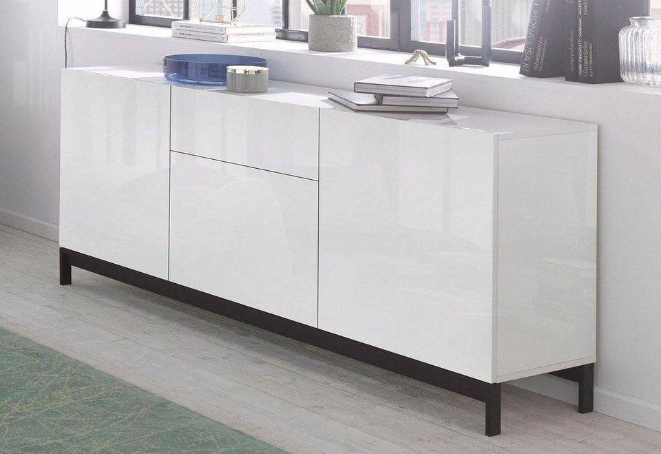 tecnos sideboard metis breite 170 cm kaufen otto. Black Bedroom Furniture Sets. Home Design Ideas