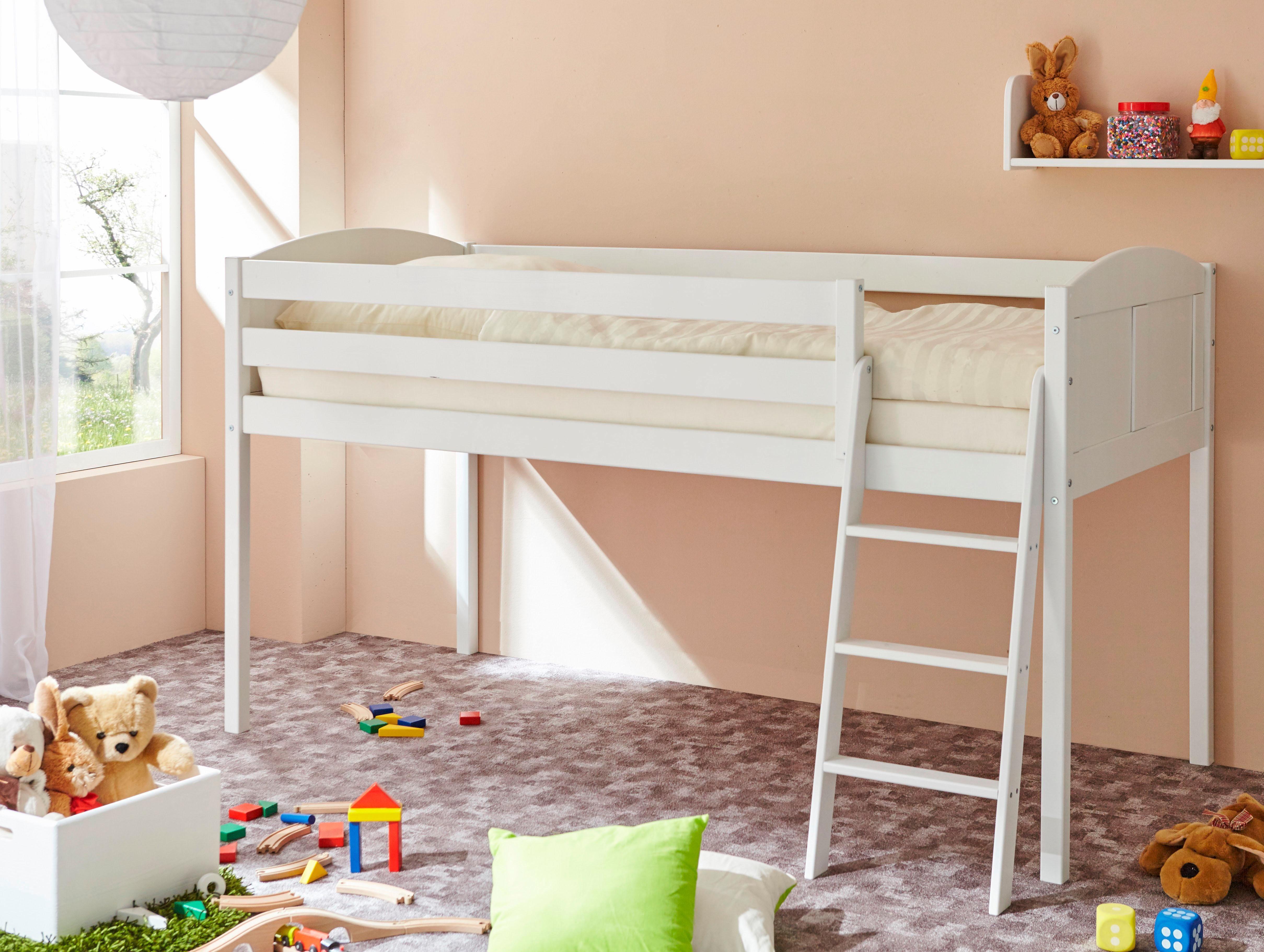 Ticaa Etagenbett Rene : Ticaa etagenbett rene weiß oliver i ab