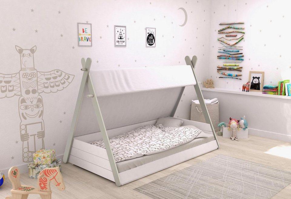 demeyere kinderbett totem online kaufen otto. Black Bedroom Furniture Sets. Home Design Ideas
