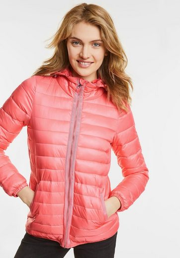 Street One Warm wattierte Steppjacke