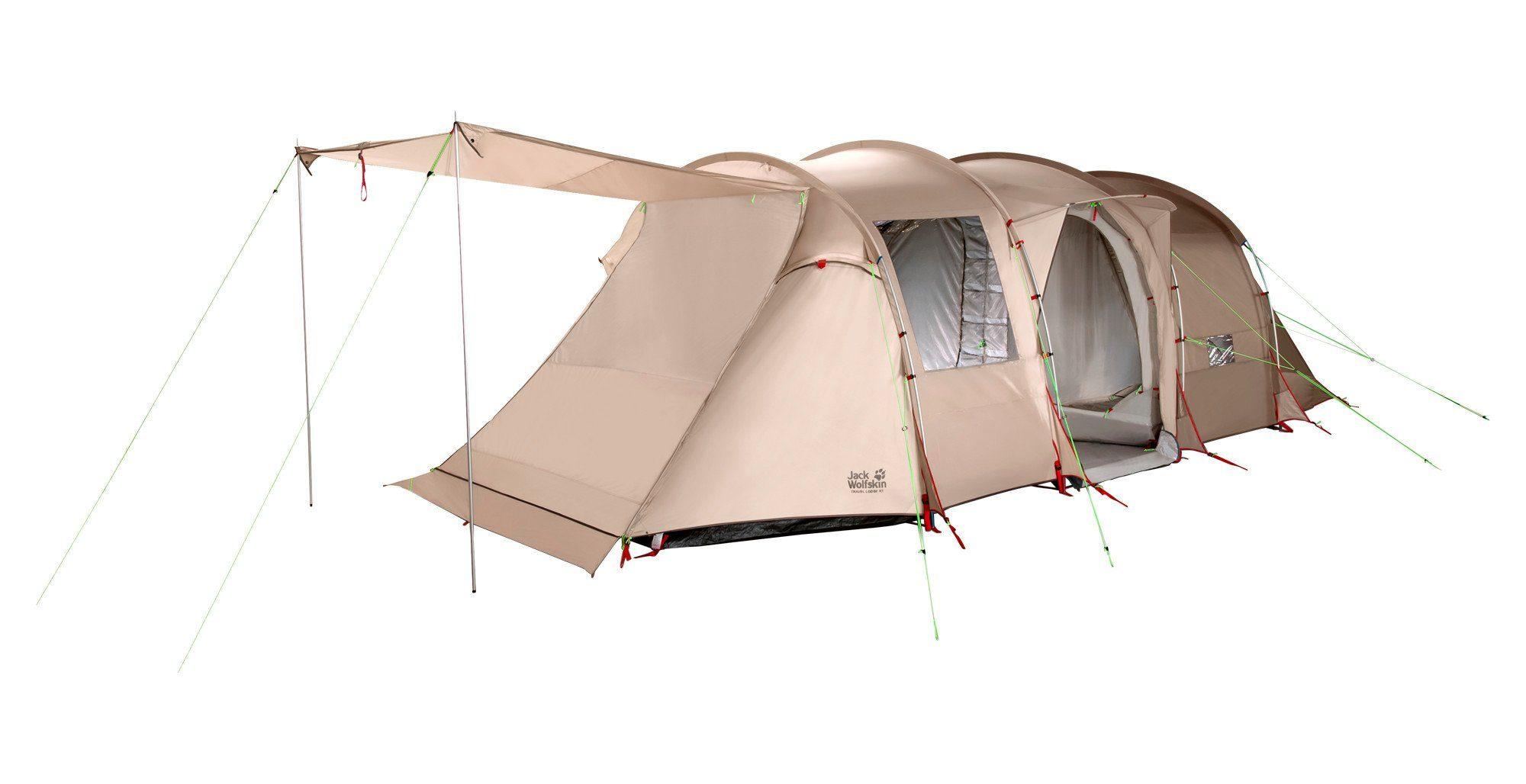 Jack Wolfskin Zelt »Travel Lodge RT Tent«
