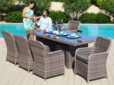 Gartenmöbel Set 9 teilig online kaufen | OTTO