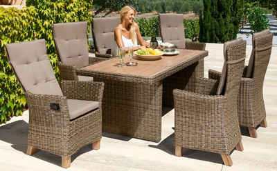 Gartenmöbel set rattan  Gartenmöbel aus Polyrattan & Rattan online kaufen | OTTO
