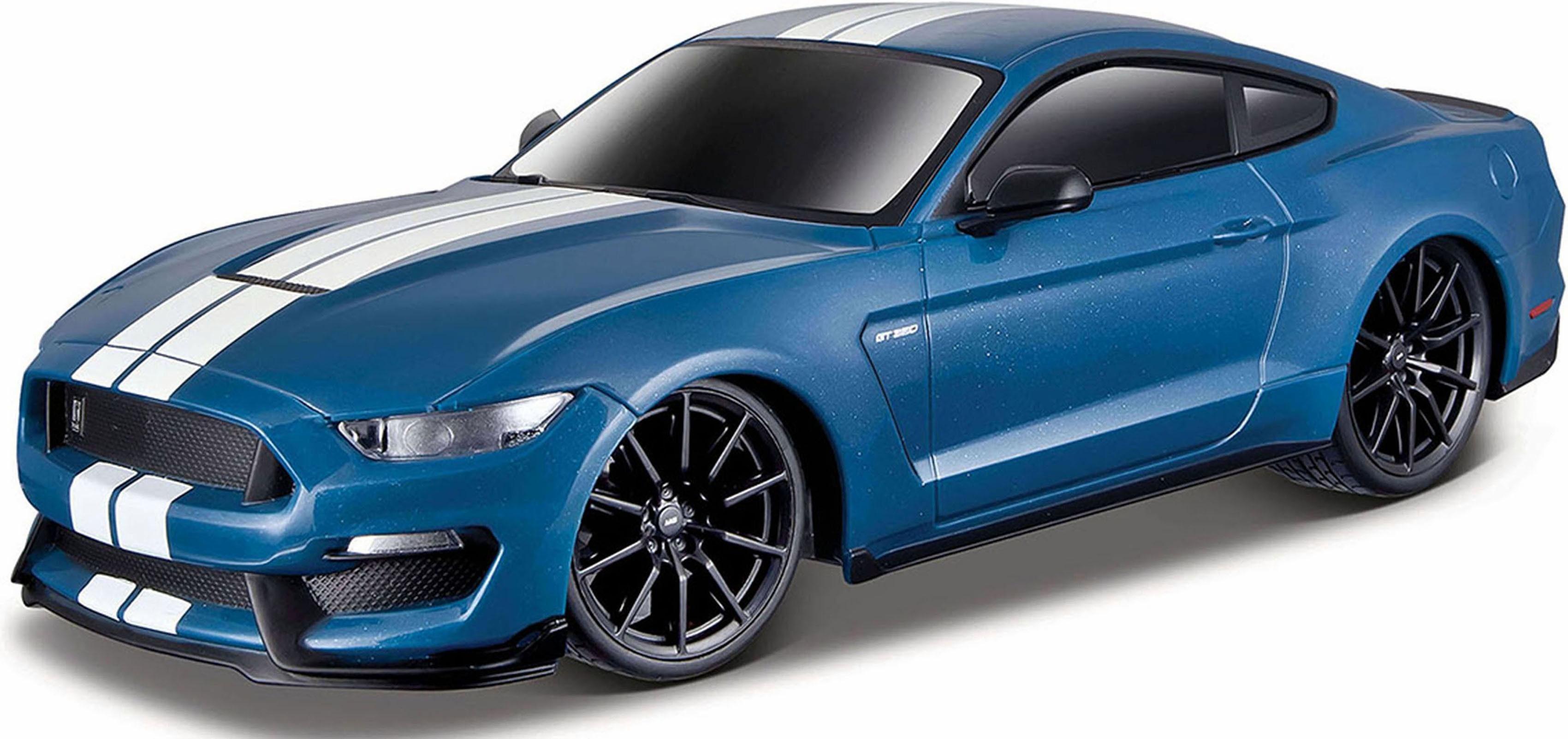 Maisto Tech® RC-Fahrzeug, »Ford Shelby GT 350 im originalgetreuen Design«