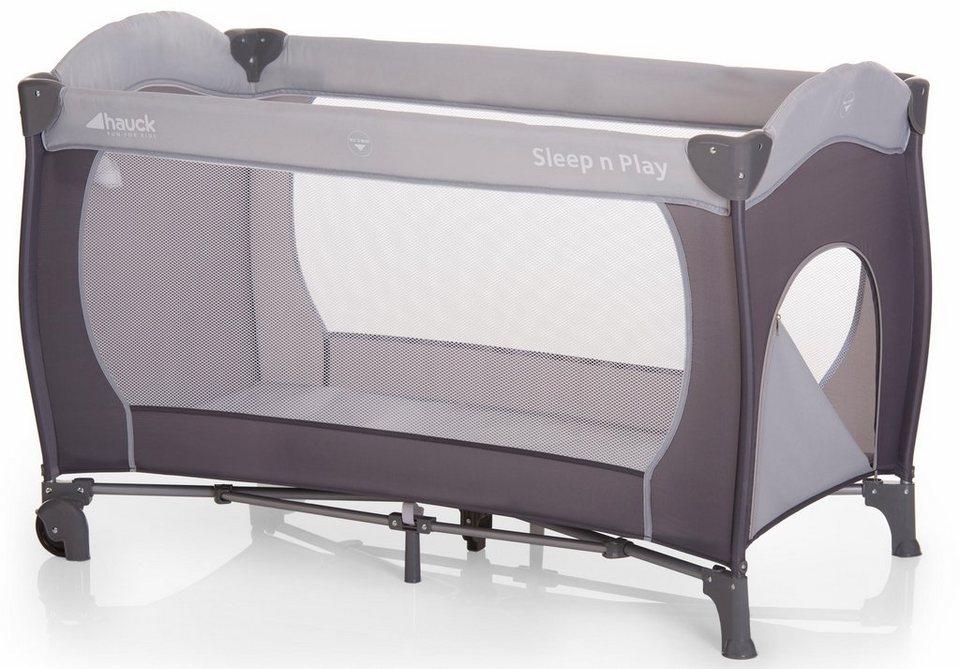 hauck fun for kids reisebett mit tragetasche sleep 39 n. Black Bedroom Furniture Sets. Home Design Ideas