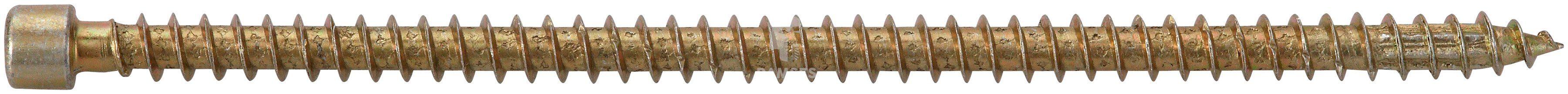 RAMSES Schrauben , Holzbauschraube 8 x 350 mm 20 Stk.