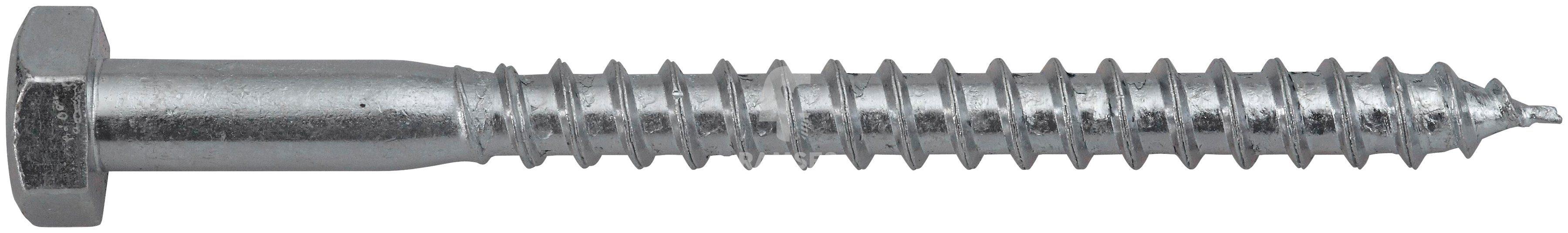 RAMSES Schrauben , Sechskant-Holzschraube 10 x 180 mm 12 Stk.