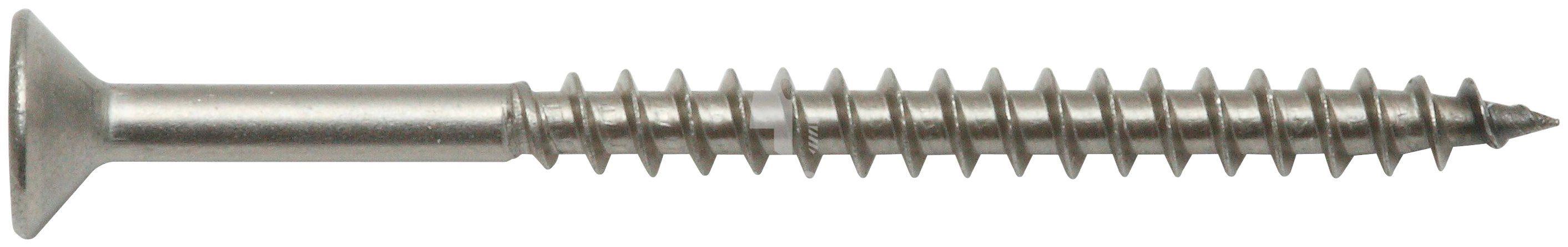 RAMSES Schrauben , Spanplattenschraube 4,5 x 50 mm PZ2 100 Stk.