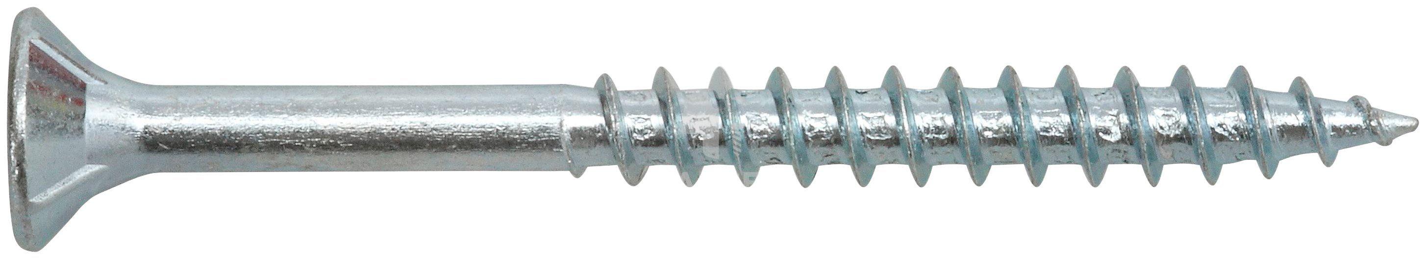 RAMSES Schrauben , Spanplattenschraube 6 x 120 mm 25 Stk.