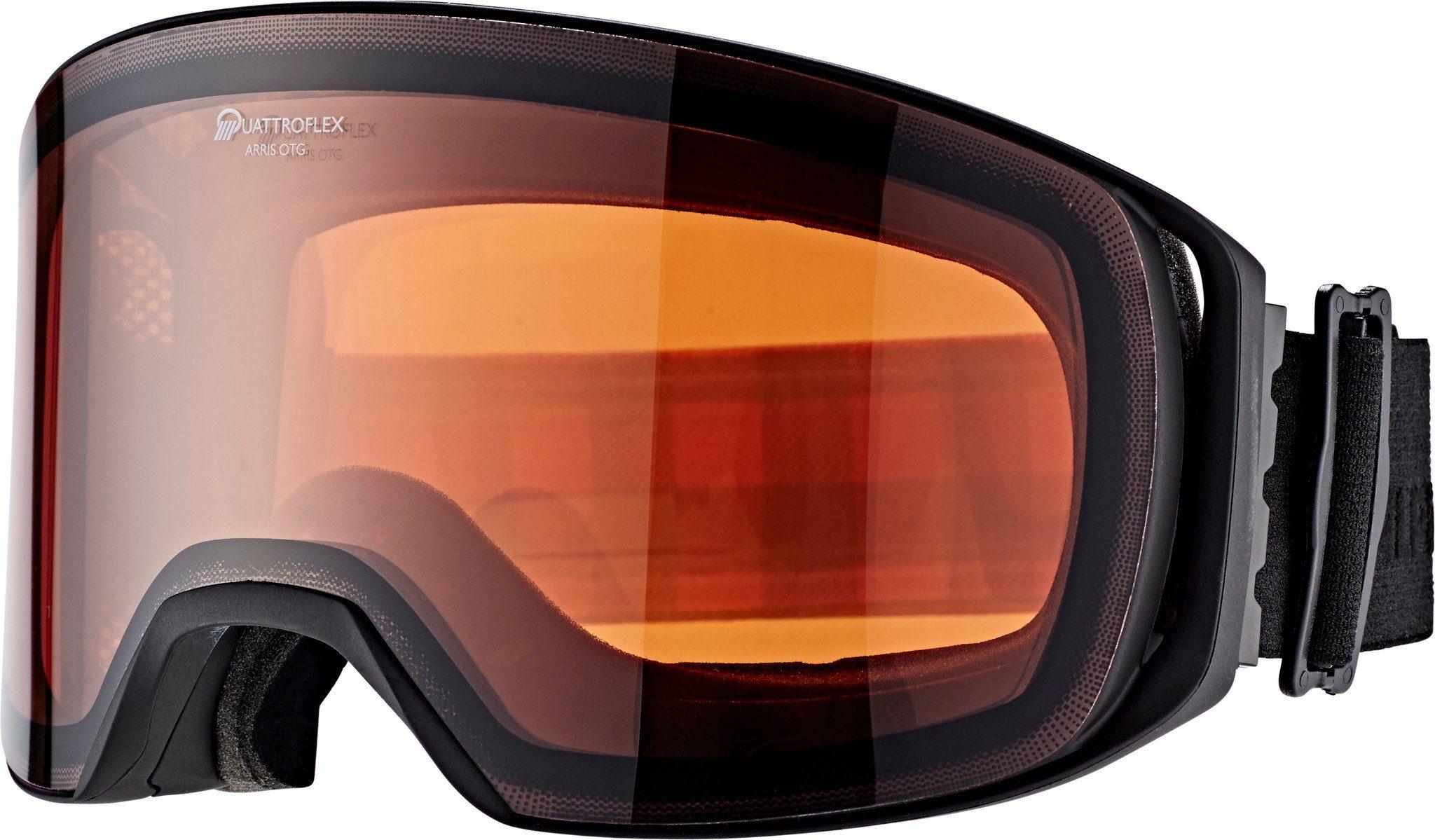 Alpina Sportbrille »Arris Quattroflex Hicon Google«